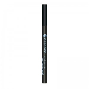 essence - Eyeliner Stifte - eyeliner pen waterproof - 01 deep black