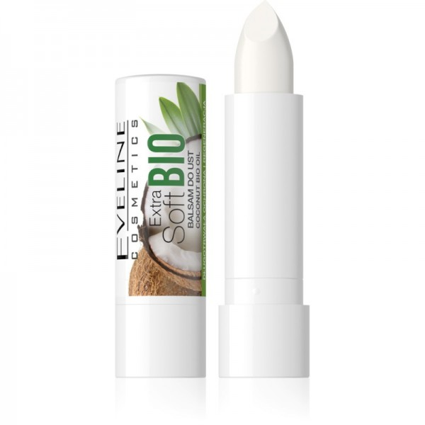 Eveline Cosmetics - Lippenpflege - Extra Soft Bio Coconut Oil Balsam