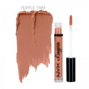 NYX - Flüssiger Lippenstift - Lip Lingerie - Ruffle Trim
