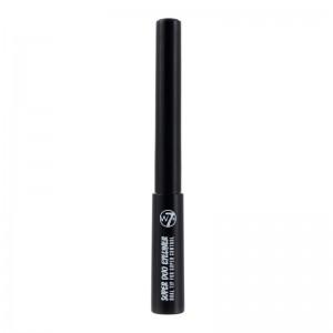 W7 Cosmetics - Eyeliner - Super Duo - Blackest Black