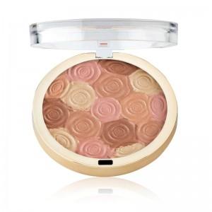Milani - Puder - Illuminating Face Powder - Hermosa Rose