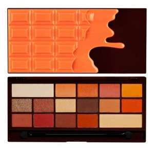 I Heart Makeup - Eyeshadow Palette - Chocolate Orange