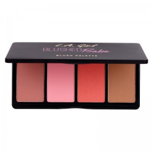 L.A. Girl - Rougepalette - Blushed Babe Blush Palette