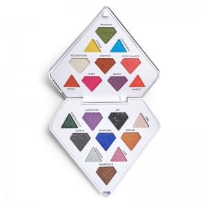 I Heart Revolution - Lidschattenpalette - Diamond Bright Eyeshadow Palette