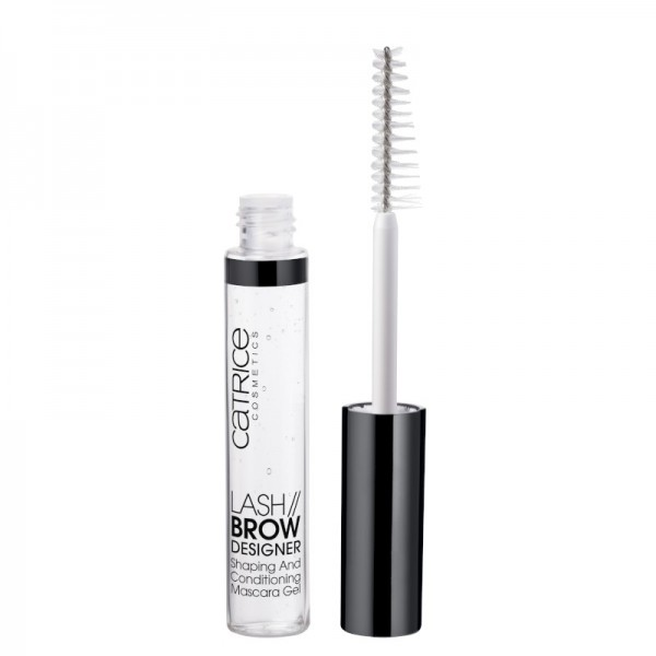 Catrice - Lash Brow Designer Shaping And Conditioning Mascara Gel - 010
