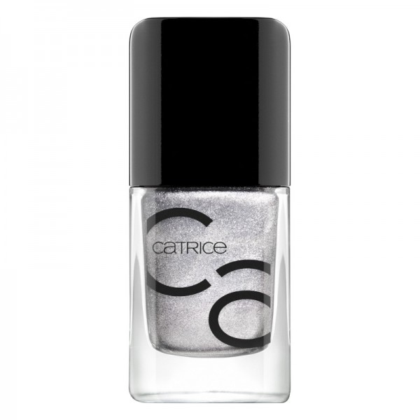 Catrice - Nagellack - ICONails Gel Lacquer 81 - Metal Speaks Louder Than Words