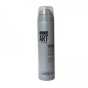 Loreal Professionnel - Haarstyling-Spray - Tecni Art Pure Savage Panache Powder Spray - 250ml