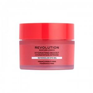 Revolution - Augencreme - Skincare Hydrating Boost Watermelon Eye Gel
