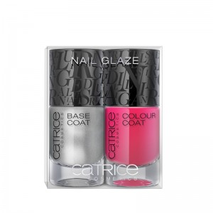 Catrice - Nagellack Set - Alluring Reds - Nail Glaze - C01 Object Of Desire