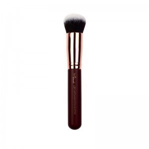 lenibrush - Foundation Buffer Brush - LBF14 - Midnight Plum Edition