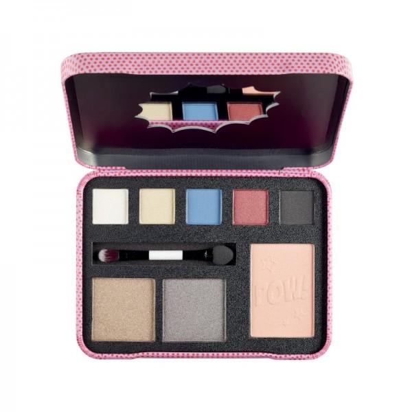 essence - Makeup Palette - superpower! eye & face palette - pop! colour! shine!