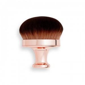 Revolution - Kosmetikpinsel - Glow Collection - Shimmer Oil Buffing Brush