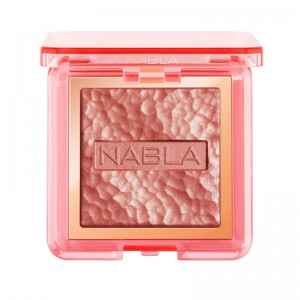 Nabla - Miami Lights Collection - Skin Glazing Highlighter - Independence