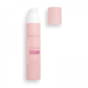 Revolution - Gesichtscreme - Skincare Niacinamide Mattifying Moisture Cream