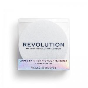 Revolution - Loose Shimmer Highlighter - Iced Diamond