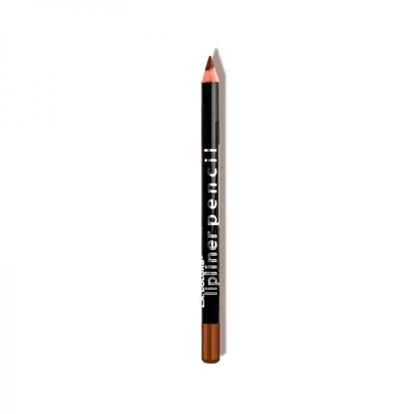 LA Colors - Lipliner - Lipliner Pencil - Dark Brown