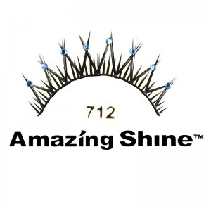 Amazing Shine - Falsche Wimpern - Fashion Lash - Nr. 712