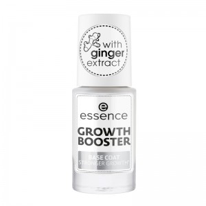 essence - Base Coat - growth booster base coat - stronger growth