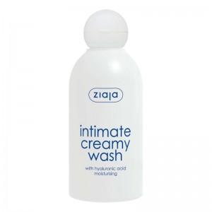 Ziaja - Intimate Creamy Wash - Moisturising with Hyaluronic Acid - 200ml