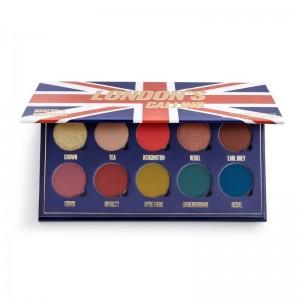 Makeup Obsession - Lidschattenpalette - Shadow Palette Londons Calling Me