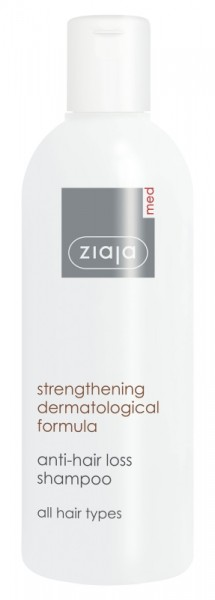 Ziaja Med - Anti-hair loss shampoo - Anti Hair Loss Shampoo