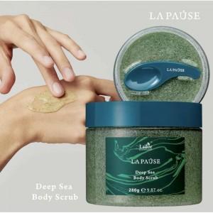 Lador - scrub corpo - La Pause - Deep Sea Body Scrub