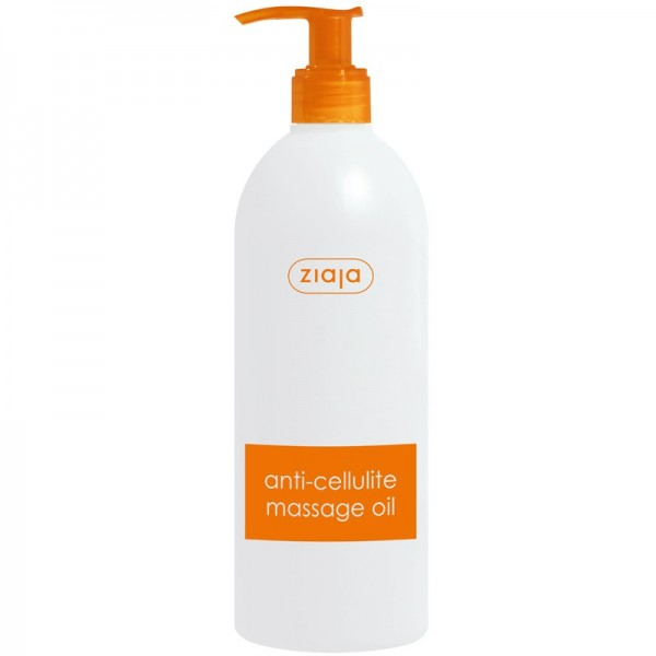 Ziaja - Körperpflege - Massage Oil - Anti-Cellulite