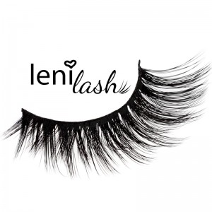 lenilash - 3D-Wimpern - Schwarz - Fire
