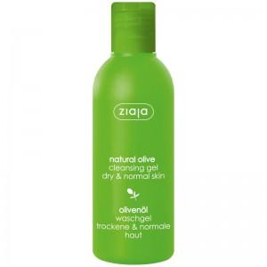 Ziaja - Gesichtsreiniger - Natural Olive Cleansing Gel