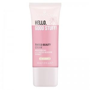 essence - Hello, good stuff! Tinted beauty cream 10 light