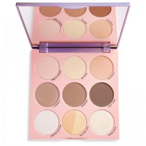 Makeup Revolution - Highlighterpalette - Makeup Revolution X Imogenation - Highlight to the Moon