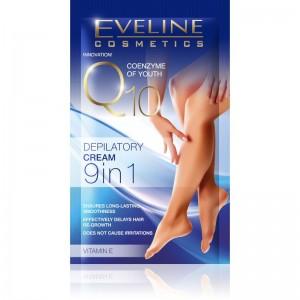 Eveline Cosmetics - Enthaarungscreme - Q10 Ultrafast Depilatory Cream Sachet
