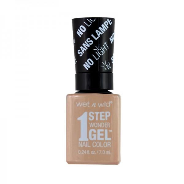 wet n wild - Nagellack - 1 Step Wonder Gel Nail Color - Condensed Milk