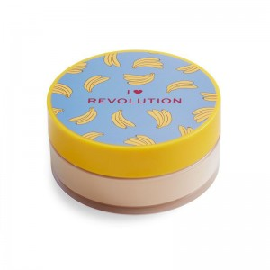 I Heart Revolution - Puder - Loose Baking Powder Banana