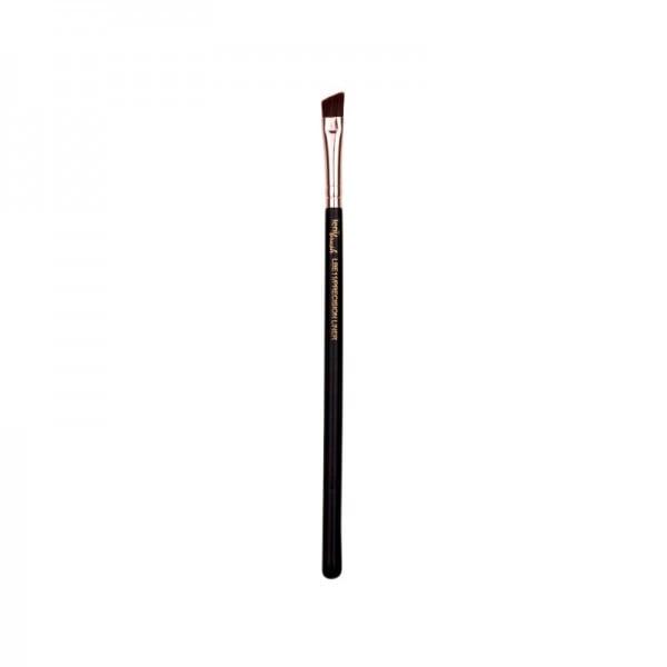 lenibrush - Kosmetikpinsel - Precision Liner Brush - LBE11 - Matte Black Edition