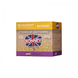 Ronney Professional - Blondie Dust Free Bleaching Powder - 9 Tones of Lightening