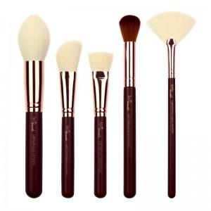 lenibrush - Brush Set - Face Definition Set - Midnight Plum Edition