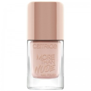 Catrice - More Than Nude Nail Polish 07 - Nudie Beautie