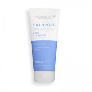 Revolution - Gel per il lavaggio del corpo - Body Skincare Salicylic Balancing Body Cleanser