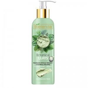 Bielenda - Botanical Clays Vegan Paste Cleanser Green Clay