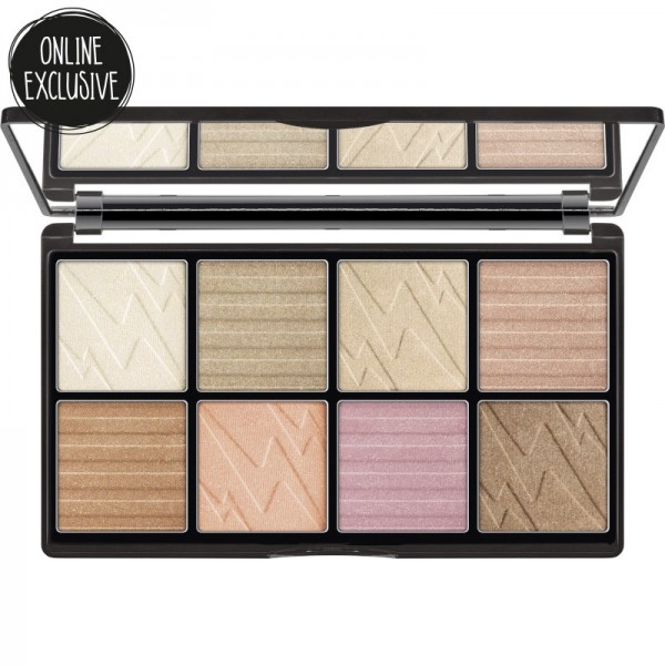 essence - Highlighterpalette - online exclusives - highlighter palette - YOU GLOW, GIRL!