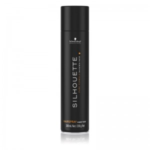 Schwarzkopf - Lacca - Silhouette Classic Formula Invisible Hold Hairspray Super Hold 300ml