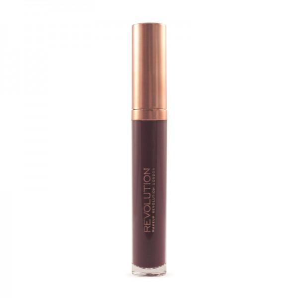 Makeup Revolution - Liquid Lipstick - Retro Luxe Kits Matte - Royal