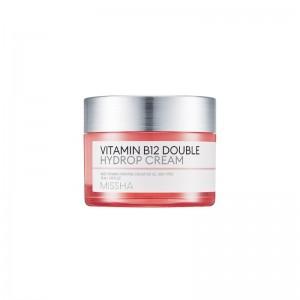 Missha - Crema per il viso - Vitamin B12 Double Hydrop Cream