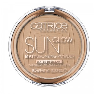Catrice - Sun Glow Matt Bronzing Powder 035