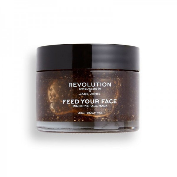 Revolution - Gesichtsmaske - Revolution Skincare x Jake Jamie - Mince Pie Mask