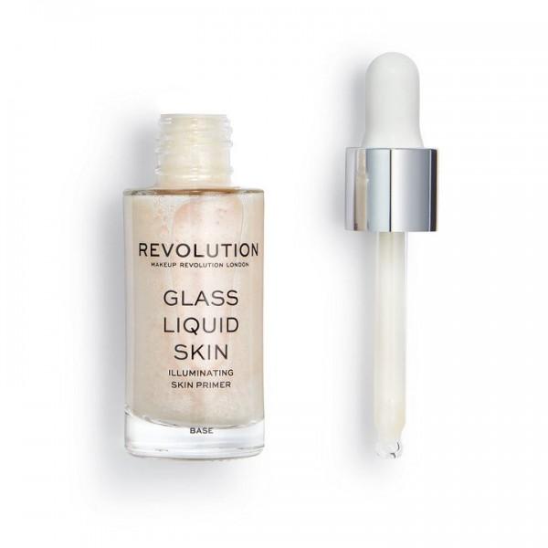 Revolution - Glass Liquid Skin Illuminating Skin Primer Serum