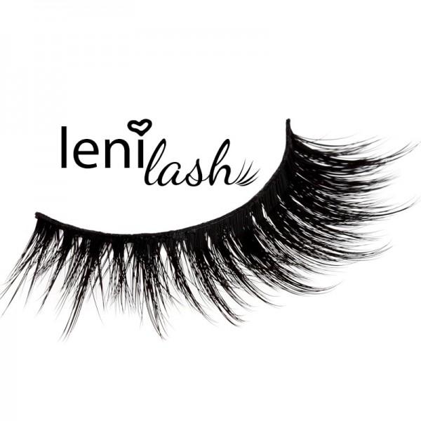 lenilash - 3D Eyelashes - Black - Dazzle