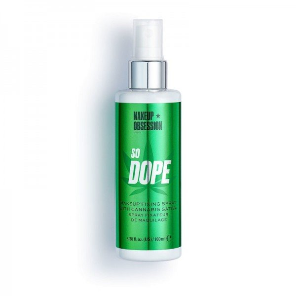 Makeup Obsession - So Dope CBD Fixing Spray