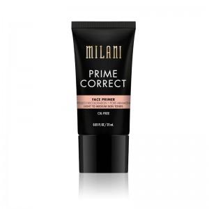 Milani - Face Primer - Prime Correct - Diffuses Discoloration + Pore Minimizing - Medium/Dark